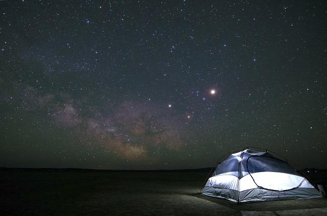 tent photo